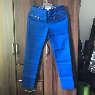 Michael Kors Blue Pants (11/11 SALE!)