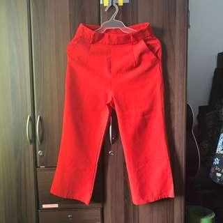 Red Pants (11/11 SALE!)