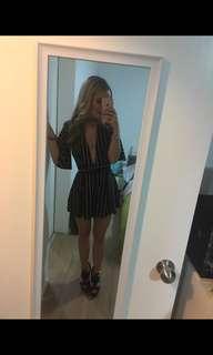 Bardot jumpsuit (size 6)