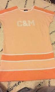 C&M Dress Size 10