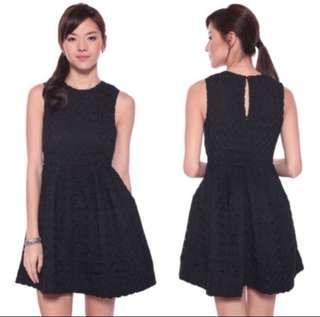 🚚 BNWT Love Bonito Covet Eyelet Dress