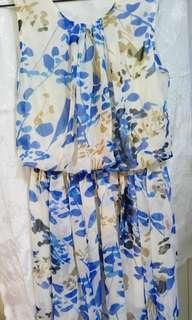 女装裙新淨  上圍38吋…長度35吋   有白色底裙…15元   藍田地鐵站交收