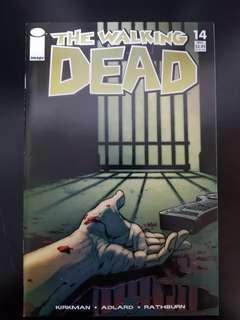 The Walking Dead #14 (2004) Death of Julie