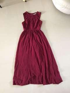 Prom/DND long dress love & bravery