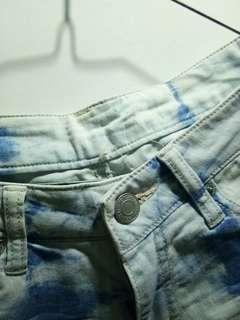 Celana kain semi jeans