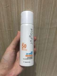 playful Thailand UV spray