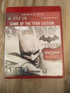Jual BD murah for PS3 Original