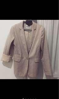 Blazer pull and bear