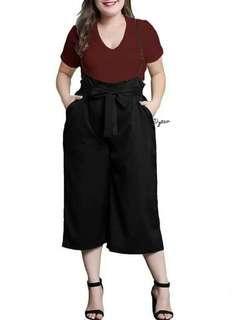 Sarah plus size terno