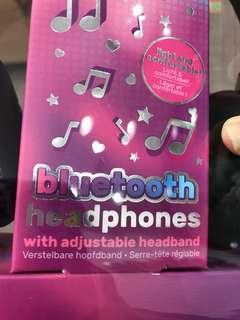 Smiggle Bluetooth Headphone