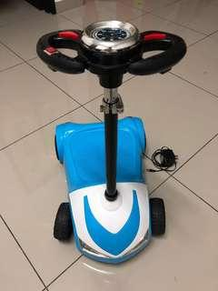 Kids electric scooter (Rechargeable battery)