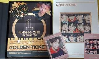 Wts wanna one album