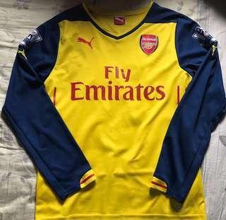 阿仙奴 Arsenal 英超 球衣 波衫