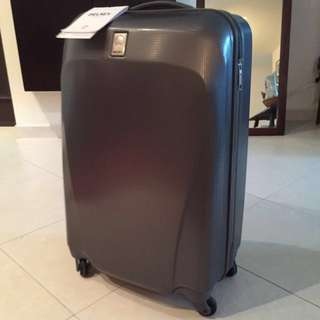 "Delsey 25"" 4 Wheeler Luggage"