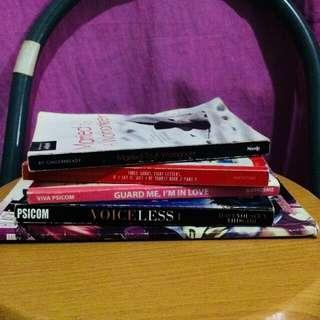 wattpad books bundle