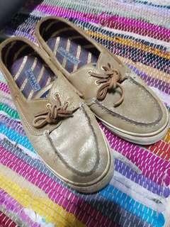 Sperry Gold (Free Shipping)