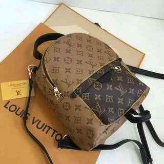 Lv mini bagpack