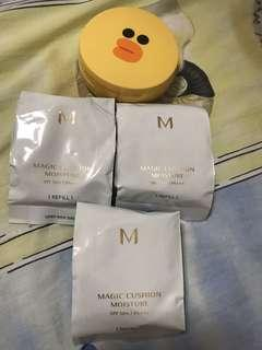 Missha Magic Cushion Moisture & Compact Case
