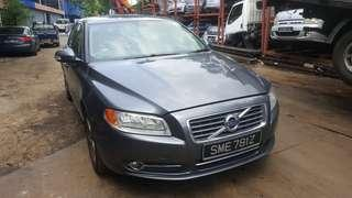 VOLVO S80 2.5A PUSHSTART BUTTON TURBOCHARGE ENGINE AUTO TRANSMISSION YEAR 2010 SUPERB CONDITION NICE & CLEAN INTERIOR LOW MILLEAGE WELL MAINTAINED   STATUS SG 🇸🇬 SELF COLLECT JB RM 9K ONLY NOVEMBER OFFER 🇸🇬