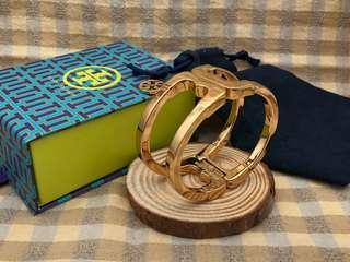 Tory Burch Golden Stud Bracelet/ Cuff
