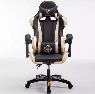 Racing Car Seat Chair - 6 different colours