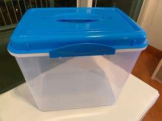 儲物膠箱(9吋x10吋半x6吋半)