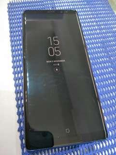 Samsung Galaxy note 8 (Blue)