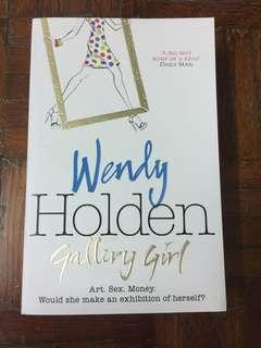 English Novel : Gallery Girl