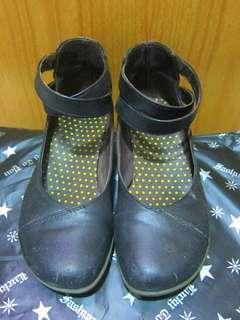 🚚 (二手)真皮瑪麗珍 娃娃鞋