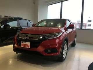 Honda Vezel Hybrid 1.5 X [MY18] Honda Sensing (A)