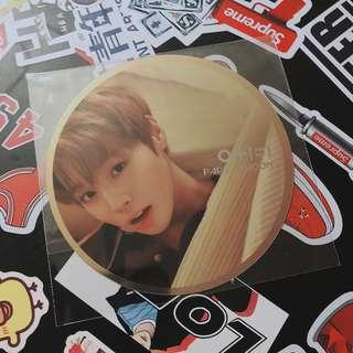 [wts] wanna one i promise you jihoon mirror card - day ver