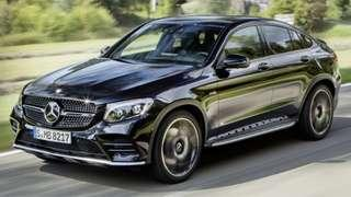Mercedes-Benz GLC-Class Coupe GLC250 AMG Line Luxury 4MATIC (A)