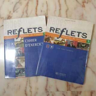 🚚 Reflects (Theory bk, Exercise bk, Dictionary & Notes) #springcleanandcarousell50