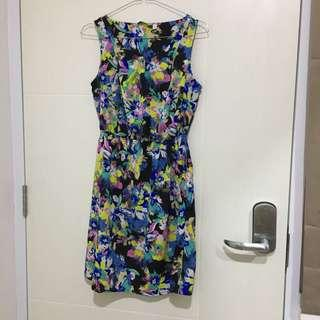 New look abstract dress