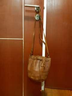 **Vintage Leather Handcrafted Handbag