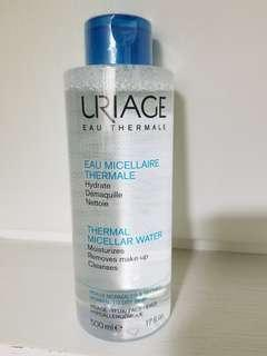 Uriage Thermal Micellar Water Moisturizes Removes make-up cleansers 500ml