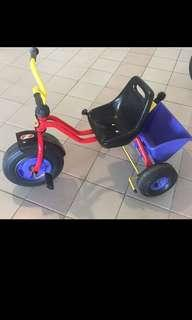 Quality strong kids tricycle from holland