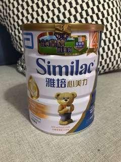 雅培心美力 Abbott Similac 4號奶粉
