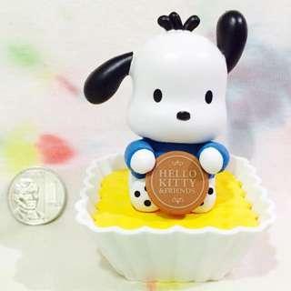 Pochacco Cupcake Figure