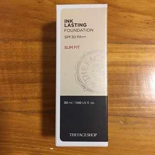 The Face Shop Ink Lasting Foundation V201