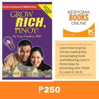 GROW RICH PINOY