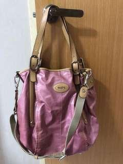 Authentic Tods bag in Pink