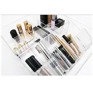 Ikea Makeup cosmetic accessories  organizer storage holder