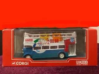 昔日巴士模型