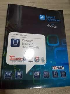 CompTIA Security Exam SY0-401 Intro to Cyber Security