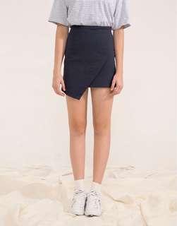 🚚 斜口褲裙
