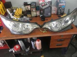 Toyota Estima ACR50 Headlamp Ori