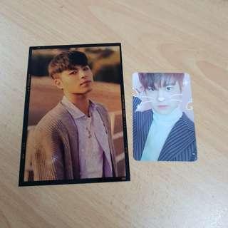 [WTT] IKON New Kids: Return Black Version Photocards