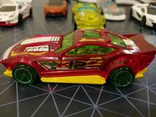 X12 DTY12 Mattel Hot Wheels Car Hotwheels #SBUX50 #EVERYTHING18 #SINGLES1111