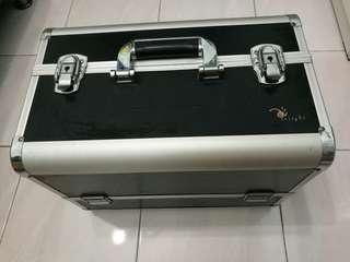 Professional Travel MakeUp Box cosmetic storage organizer